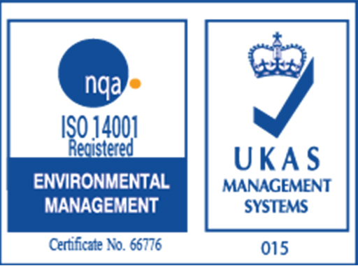 ISO:14001 Certified